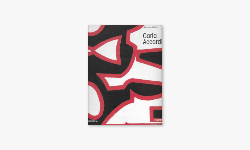 CARLA ACCARDI – CATALOGUE RAISONNÉ (1999)