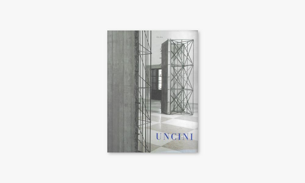 GIUSEPPE UNCINI – L'IMMAGINARIA MISURA (2000)