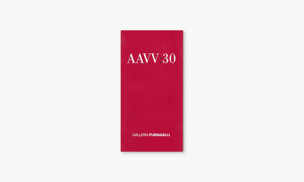 AAVV:30 (2004)