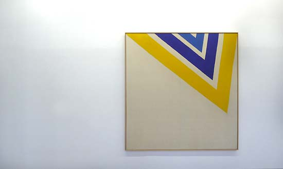 THE ADVENTURE OF COLOUR – KENNETH NOLAND