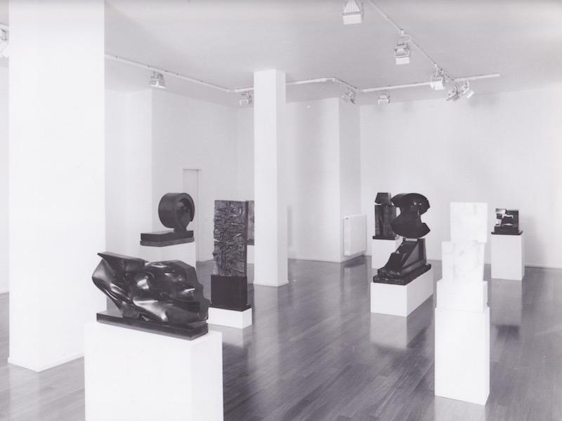 GIÒ POMODORO – SCULTURE E CARTE 1958/1998