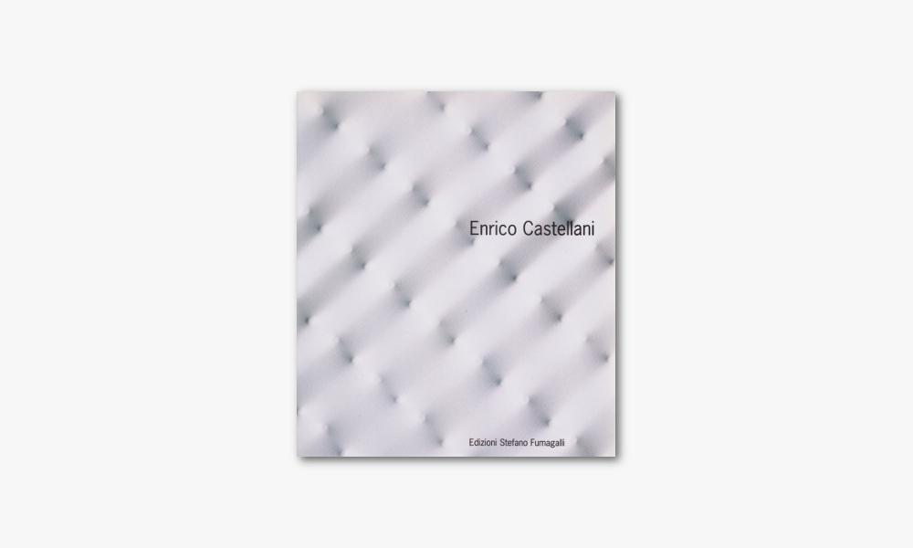 ENRICO CASTELLANI – OPERE 1959/1997 (1997)