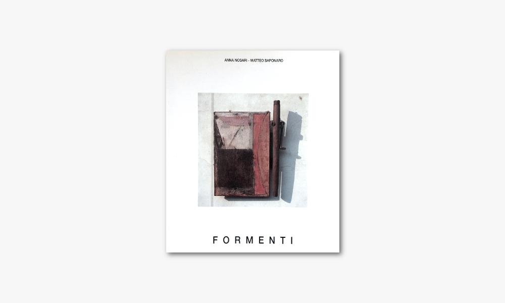 PRIMO FORMENTI – FENOMENOLOGIE DELLA LIBERTÀ (1993)