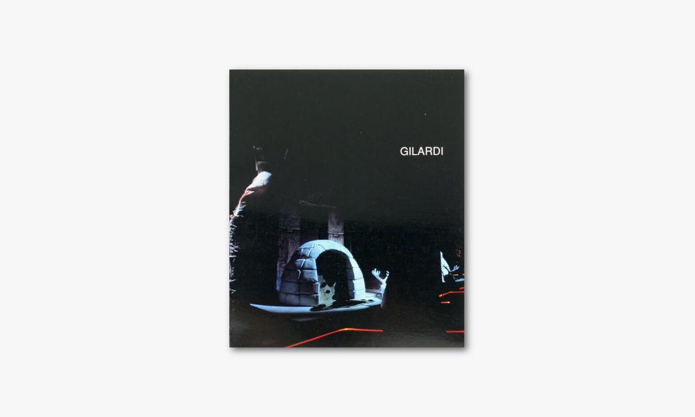 PIERO GILARDI – ATTRAVERSO UN CAMBIAMENTO DI NATURA (1995)