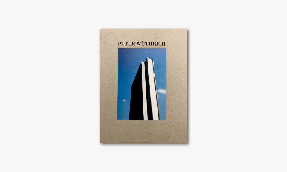 PETER WÜTHRICH – LITERARY TOWERS (2004)