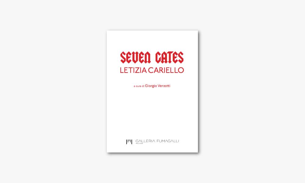LETIZIA CARIELLO – SEVEN GATES (2019)