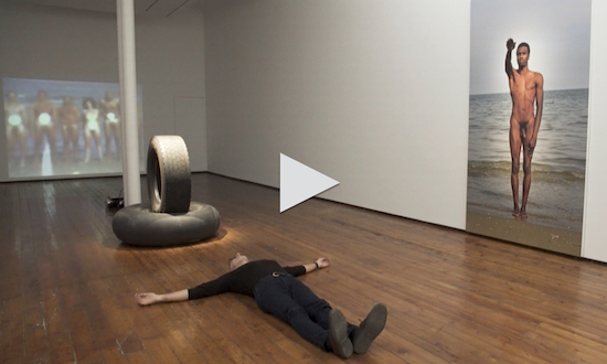 STREAMING VIDEO: PERFORMANCE INERTE/INERME – STEFANO SCHEDA